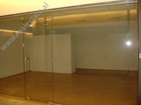 Store space for rent in the Center of Tirana City.