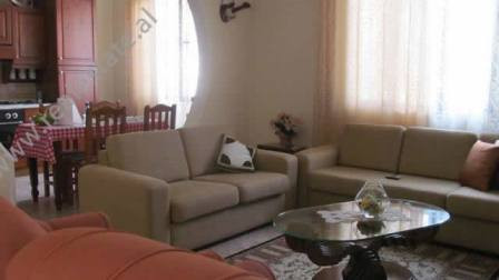 Two bedroom apartment for rent in a villa.
