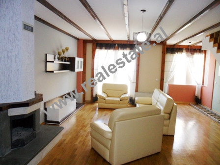 Three Storey Villa for rent in Sauk area in Tirana.