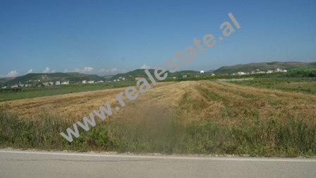 Land for sale in Spille in Kavaje. The land is located 30 m away from the Sea of Spille Kavaje.&nbs