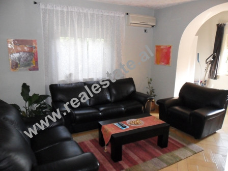 One bedroom apartment for rent in Fadil Rada Street in Tirana.