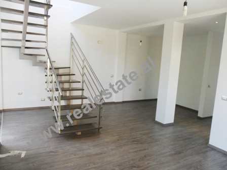 Duplex office for rent in Naim Frasheri Street in Tirana. The office is situated on the 2-nd and 3-