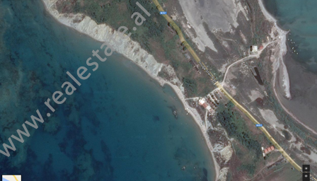 Land for sale in Bishti i Palles Cape in Durres.