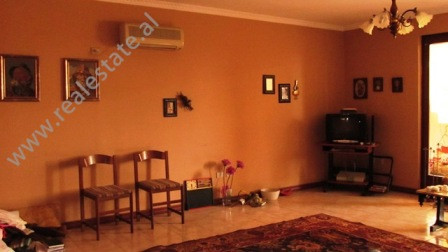 Apartment for sale close to Durresi Street in Tirana. The flat is situated on the 8th floor of the
