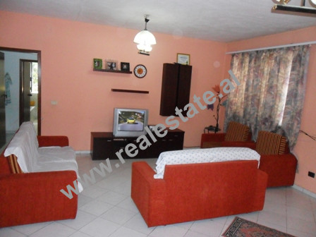 Two bedroom apartment for sale in Faik Konica Street. The apartment is situated on the 2-nd floor o
