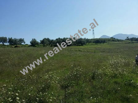 Land for sale in Arberit Street. The land is located in the main street just some meters away from