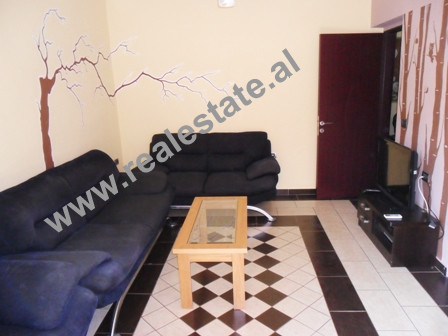 Apartment for rent in Sotir Peci Street. It is located on the 4-th floor in an old building, only a