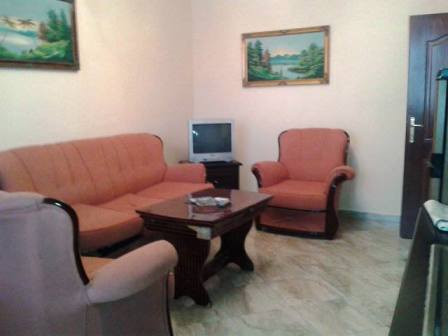 Apartment for rent in Durresi Street in Tirana.The flat is situated on the 3rd floor of an old build