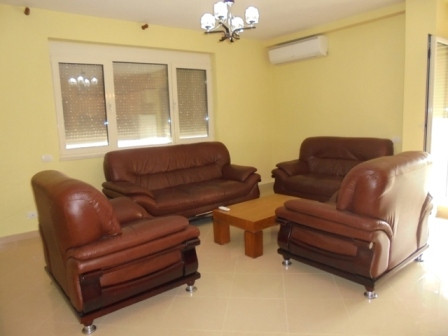Apartment for rent near Artificial Lake of Tirana. The property is located in a new and quickly dev
