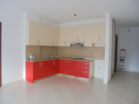 Unfurnished apartment for rent near Durresi Street in Tirana.