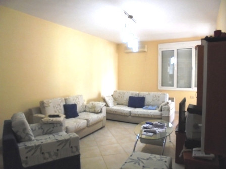 Apartment for sale near Kristal Center in Tirana.The flat is situated on the 6th floor of the buildi