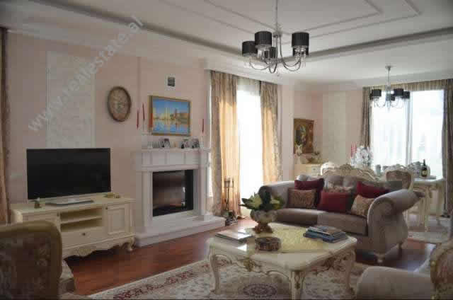 Luxurious villa for rent near Tirana East Gate, TEG.  The house is located in a complex of villas