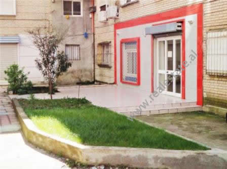 Store space for sale near Zogu i Zi area in Tirana.