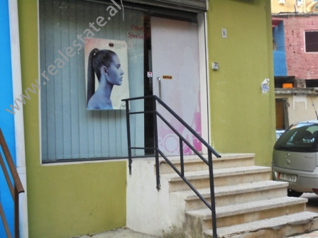 Shop space for sale in Blloku Area in Tirana.The store is located inside of one of the most preferab