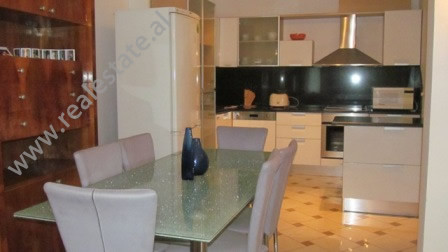 Apartment for rent behind Twin Towers in Tirana. The advantage of this property is the location. I