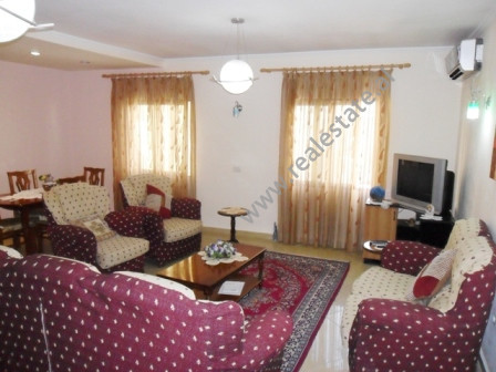 Apartment for rent in Margarita Tutulani Street in Tirana.