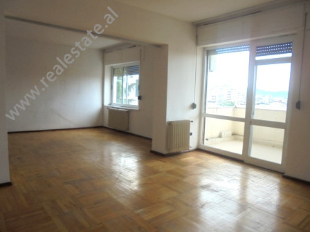 Office space for rent in Embassies Area in Tirana.The flat is situated on the 5th floor of the build