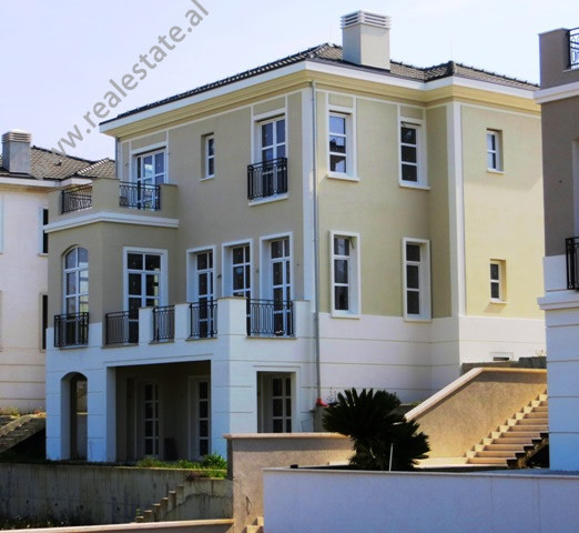 Villa for rent in a residential area in Tirana. It is positioned in one of the most prefer villas re