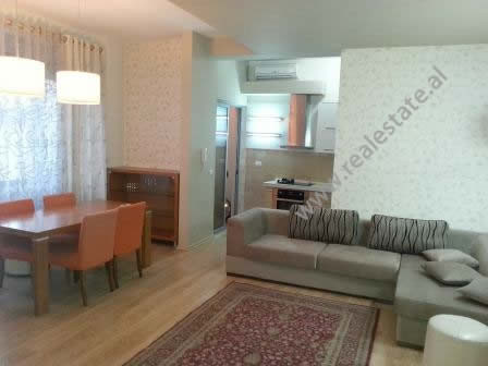 Apartment for rent at the beginning of Dervish Hima Street in Tirana.