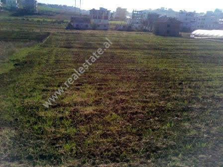 Land for sale near to Tetova Street in Durres.