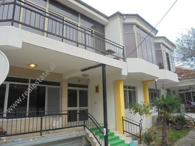 Two Storey villa for rent near Elbasani Street in Tirana.