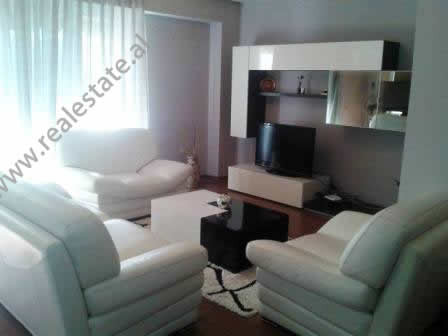 Apartment for rent close to the Big Park of Tirana.The flat is situated on the 8th floor of the buil