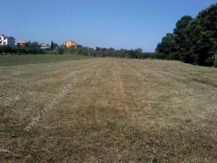 Land for sale in Maminas, Durres.