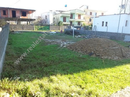Land for sale close to Berisha Street in Kamez area in Tirana. It is located only 400 meters away f