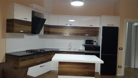 Apartment for rent above Botanic Garden in Tirana.