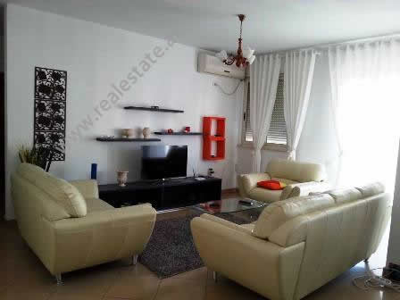 Apartment for rent at the beginning of Nikolla Lena Street in Tirana.