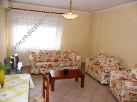 Apartment for rent in Mujo Ulqinaku Street in Tirana.