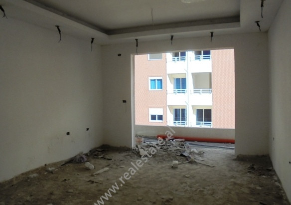 Apartment for sale in Aleksandri I Madh street in Tirana.It is situated on the 6-th floor of a new 8