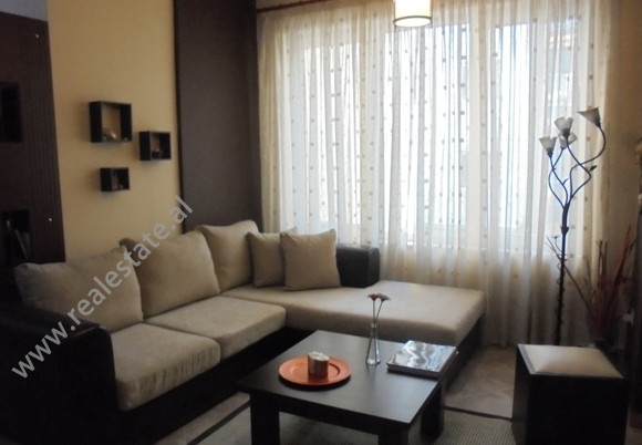 Apartment for rent in Eduard Mano street in Tirana.It is situated on the 2-nd floor of a new 4- stor