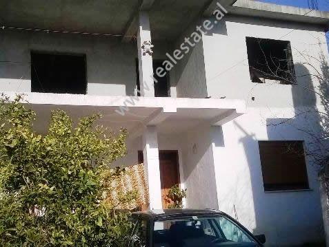 Villa for sale in Xhorxh Bush street in Kamez in Tirana.Villa lies on a plot of 219.9 m2, including