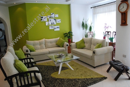 Three and two bedroom apartment for office for rent near Bardhyl Street in Tirana.