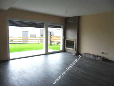 Apartment for rent in Lunder Village , part of a residential area in Tirana.