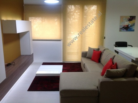 One bedroom apartment for rent close to Botanik Garden in Tirana.  The apartment is situated on th