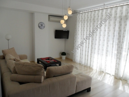 Modern apartment for rent near the Botanic Garden in Tirana. It is situated on the second floor in