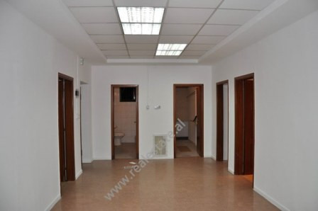 Office space for rent in the center of Tirana. Located in the 2nd floor of an existing building very