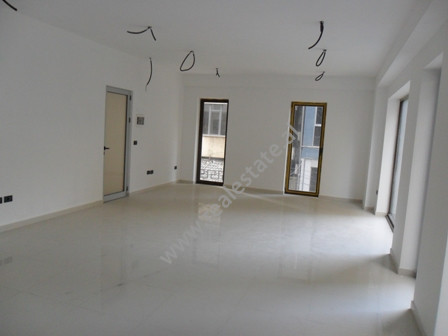 Modern office for rent near the Blloku area in Tirana. It is situated on the 2-nd floor in a new bu