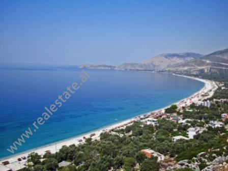 Toke per shitje ne nje nga zonat me te preferuara te bregdetit Shqiptar. I pozicionuar ne vijen breg