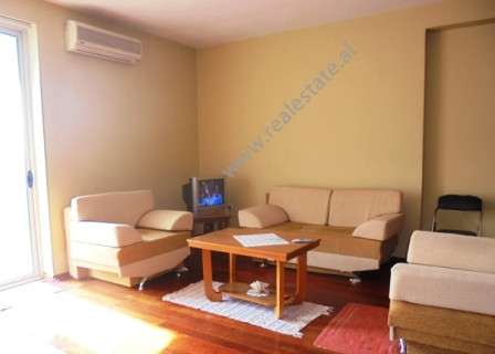 Apartment for sale in front of Koco Glozheni Maternity in Tirana. Situated on the 7th floor of a new