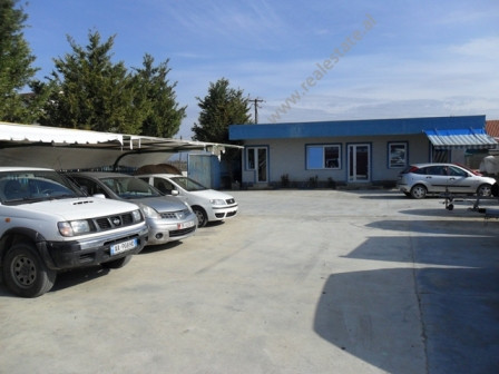 Land for rent near Serrat e Xhamit area in Tirana.