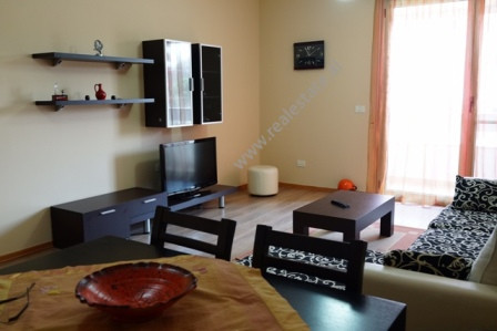 Apartment for rent in the Nobis Center in Tirana.