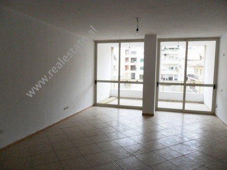 Apartment for sale at the beginning of Shyqyri Brari Street in Tirana. It is situated on the 3-rd f