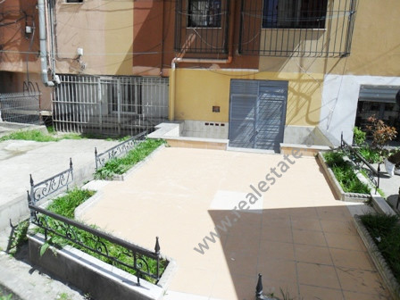 Store for sale in Pandeli Cale Street in Tirana. The store is half – basement and it is locat