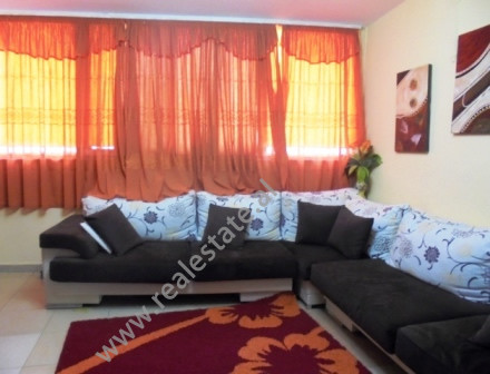 Two bedroom apartment for sale near Bajram Curri boulevard in Tirana. The apartment is positioned on