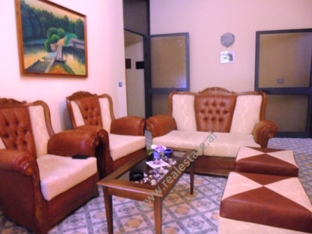 Two bedroom apartment for sale in Sami Frasheri street in the Bllok area in Tirana.