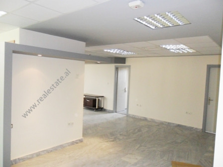 Office for rent in Kavaja Street in Tirana. It is situated on the upper floor in a new building on