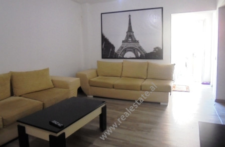 Two bedroom apartment for sale in the beginning of Don Bosko street in Tirana. Positioned on the 4t
